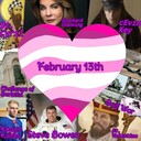 BIRTHDATE COLLAGE photo album